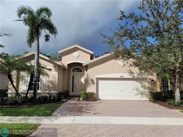 4439 W Whitewater Ave, Weston, FL 33332 (MLS #F10305339) :: Green Realty Properties