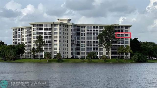 3051 N Course Dr #712, Pompano Beach, FL 33069 (MLS #F10305345) :: The Mejia Group   LoKation Real Estate