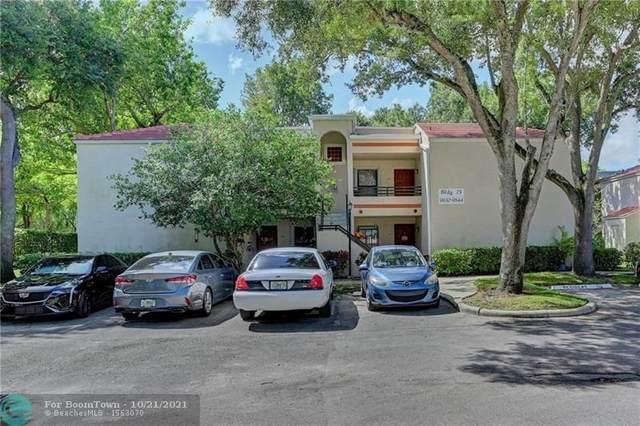 9832 NW 3rd St #9832, Plantation, FL 33324 (#F10305354) :: Posh Properties