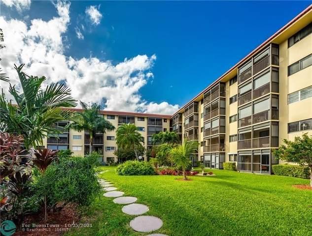 2601 NE 14th Street Cswy #122, Pompano Beach, FL 33062 (MLS #F10305378) :: Patty Accorto Team