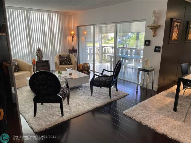 4330 Hillcrest Dr #220, Hollywood, FL 33021 (MLS #F10305389) :: Green Realty Properties