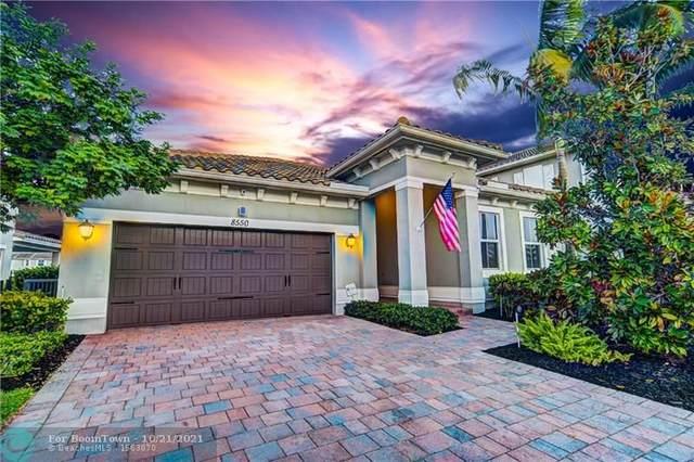 8550 Lakeside Bnd, Parkland, FL 33076 (MLS #F10305393) :: The Mejia Group   LoKation Real Estate