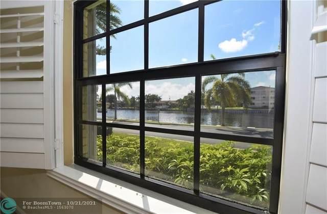 110 Cypress Club Dr #101, Pompano Beach, FL 33060 (#F10305397) :: Posh Properties