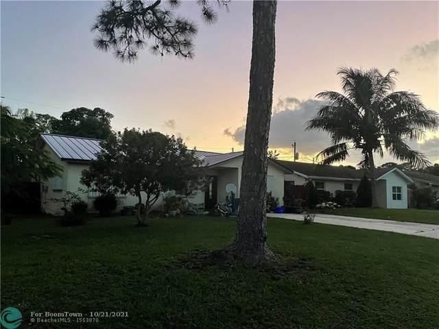 4576 Curtis Ave, Lake Worth Beach, FL 33463 (MLS #F10305404) :: The Mejia Group   LoKation Real Estate