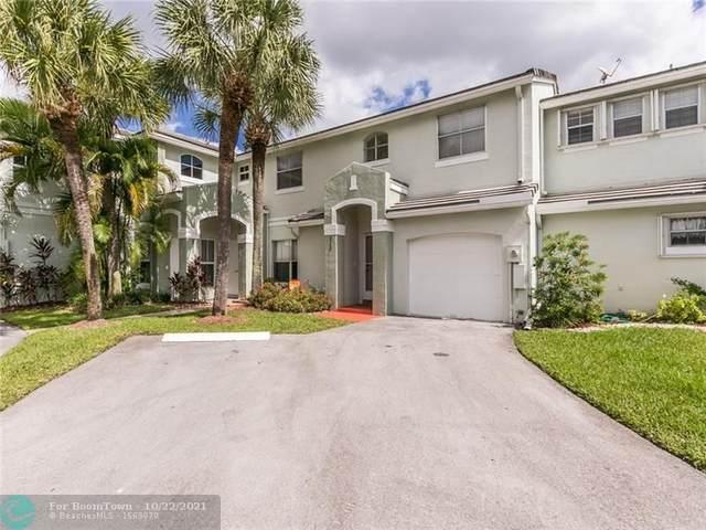 4728 Grapevine Way #4728, Davie, FL 33331 (MLS #F10305419) :: Green Realty Properties