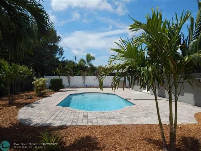 110 SE 5th Ct, Pompano Beach, FL 33060 (#F10305424) :: Posh Properties