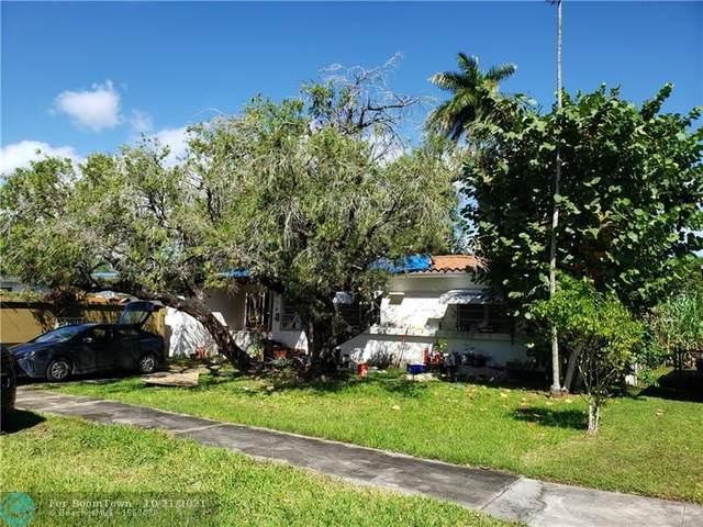 435 NE 114th St, Miami, FL 33161 (MLS #F10305429) :: The DJ & Lindsey Team