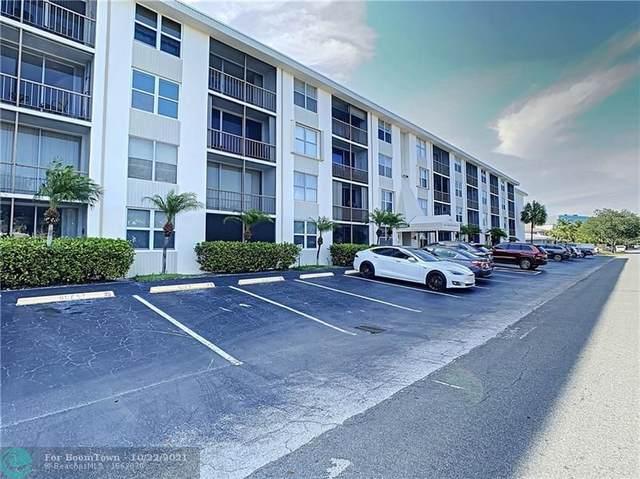 4501 NE 21st Ave #308, Fort Lauderdale, FL 33308 (MLS #F10305438) :: The DJ & Lindsey Team