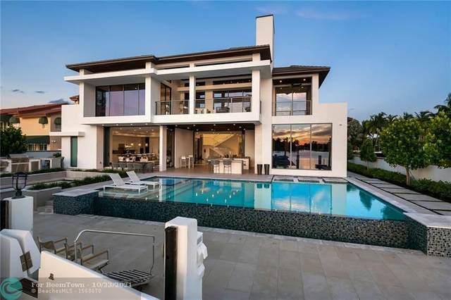 1425 E Lake Dr, Fort Lauderdale, FL 33316 (MLS #F10305448) :: Green Realty Properties