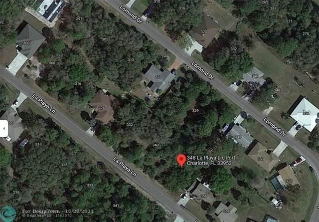 348 La Playa Ln, Other City - In The State Of Florida, FL 33953 (MLS #F10305469) :: Patty Accorto Team