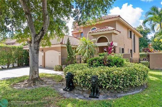 749 NW 40th Ter, Deerfield Beach, FL 33442 (#F10305501) :: Posh Properties