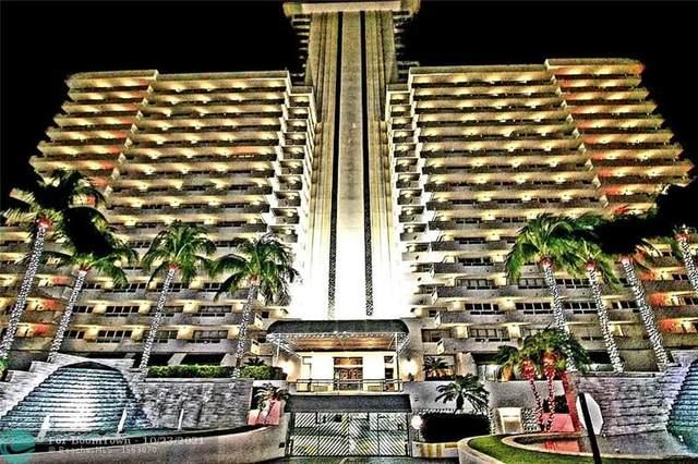 3900 SE Galt Ocean Dr #1804, Fort Lauderdale, FL 33308 (MLS #F10305517) :: The DJ & Lindsey Team