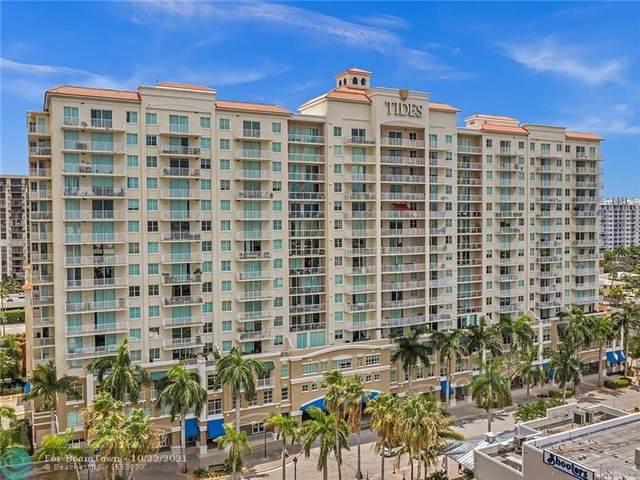3020 NE 32nd Ave #611, Fort Lauderdale, FL 33308 (MLS #F10305521) :: The DJ & Lindsey Team
