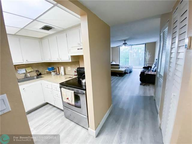 6193 Rock Island Rd #418, Tamarac, FL 33319 (MLS #F10305532) :: Dalton Wade Real Estate Group