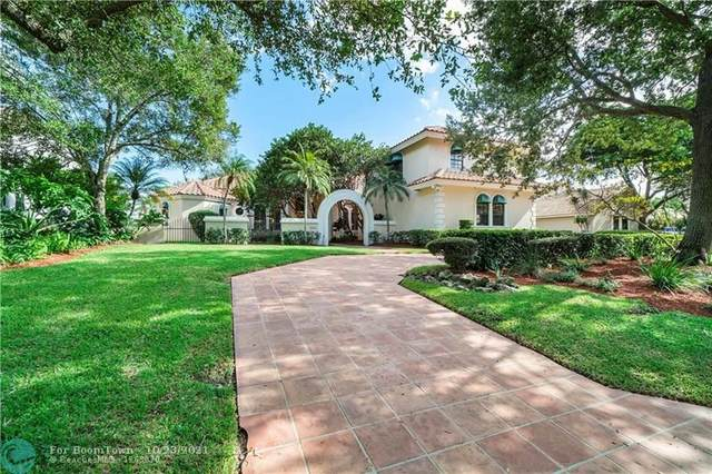 1775 Eagle Trace Boulevard E, Coral Springs, FL 33071 (MLS #F10305533) :: Green Realty Properties