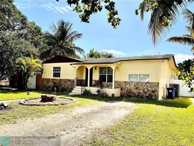 90 NW 144th St, Miami, FL 33168 (MLS #F10305537) :: The DJ & Lindsey Team
