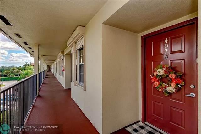 1500 SW 131st Way 412N, Pembroke Pines, FL 33027 (MLS #F10305538) :: Green Realty Properties