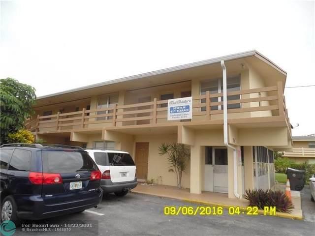 3030 NW 43rd Ter #201, Lauderdale Lakes, FL 33313 (#F10305561) :: Posh Properties