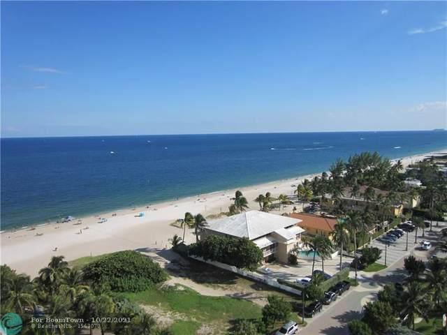 111 Briny Ave #1504, Pompano Beach, FL 33062 (#F10305570) :: Posh Properties