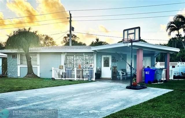 1357 SW 4th Ter, Pompano Beach, FL 33060 (#F10305576) :: Posh Properties