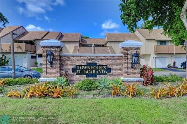 881 NW 81 WAY #3, Plantation, FL 33324 (#F10305579) :: Posh Properties