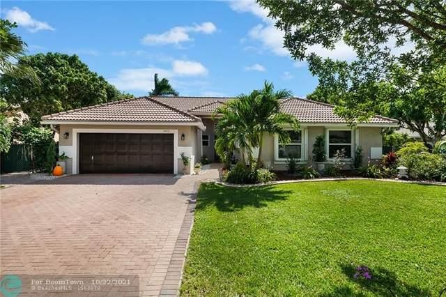 4972 NW 51st St, Coconut Creek, FL 33073 (MLS #F10305580) :: Castelli Real Estate Services
