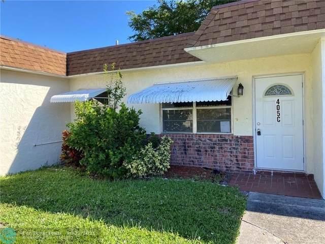 405 SW Natura Ave C, Deerfield Beach, FL 33441 (#F10305585) :: Posh Properties
