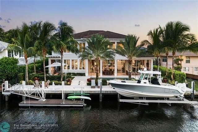 1749 SE 10th St, Fort Lauderdale, FL 33316 (#F10305592) :: Baron Real Estate