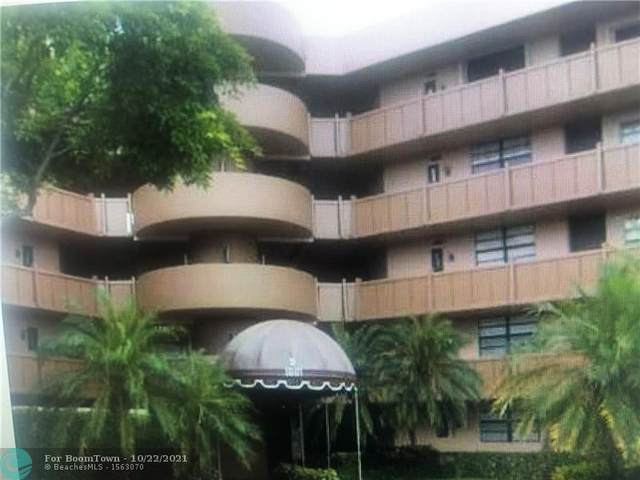1001 Colony Point Cir #101, Pembroke Pines, FL 33026 (MLS #F10305594) :: Green Realty Properties