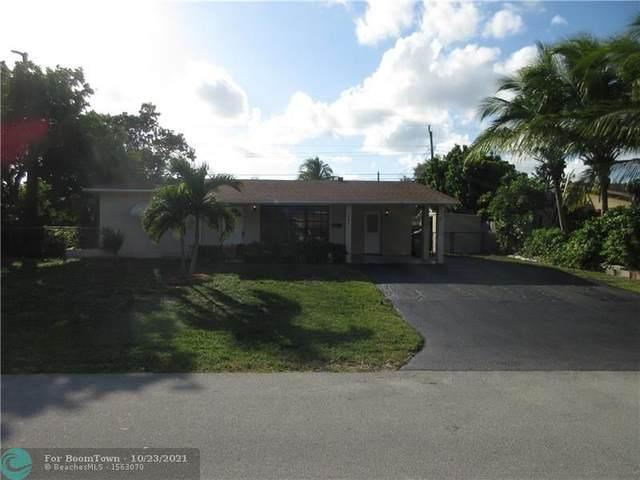 3401 NE 14th Ave, Pompano Beach, FL 33064 (#F10305628) :: Heather Towe | Keller Williams Jupiter