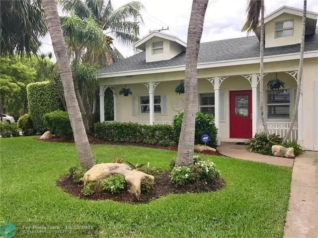 625 NE 7th Ave, Delray Beach, FL 33483 (#F10305630) :: Posh Properties