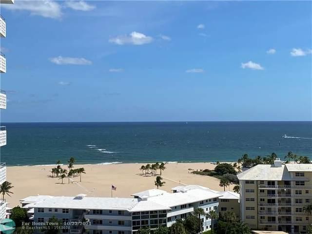 1900 S Ocean Dr #1408, Fort Lauderdale, FL 33316 (MLS #F10305635) :: Green Realty Properties