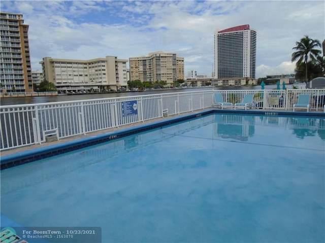 1913 S Ocean Dr #428, Hallandale Beach, FL 33009 (MLS #F10305640) :: The DJ & Lindsey Team