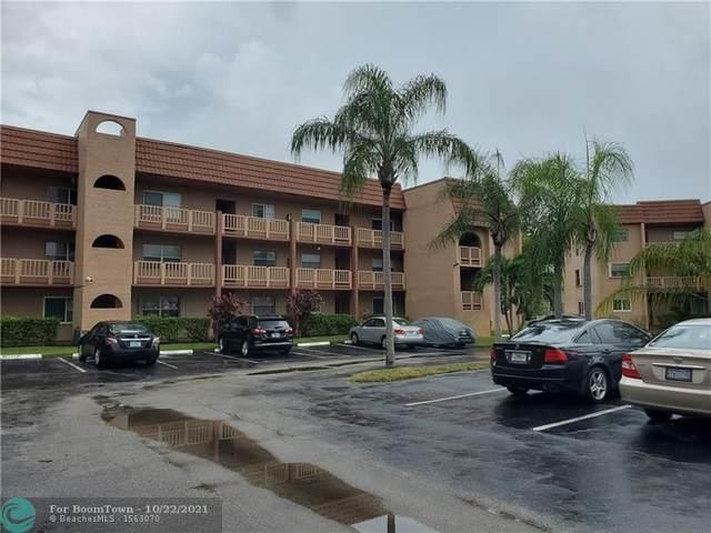 9741 Sunrise Lakes Blvd #210, Sunrise, FL 33322 (MLS #F10305655) :: Green Realty Properties