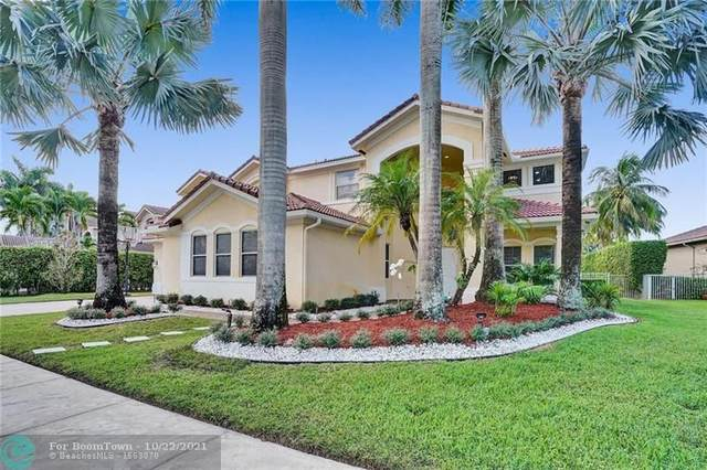 905 Tradewinds Bnd, Weston, FL 33327 (MLS #F10305658) :: Green Realty Properties