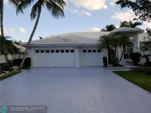 12434 NW 19th Pl, Coral Springs, FL 33071 (MLS #F10305661) :: THE BANNON GROUP at RE/MAX CONSULTANTS REALTY I