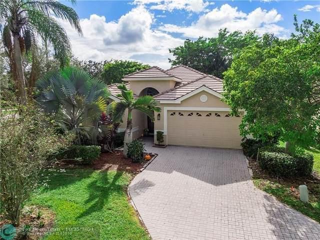 11972 Glenmore Dr, Coral Springs, FL 33071 (MLS #F10305670) :: Patty Accorto Team