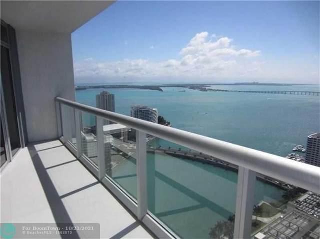495 Brickell Ave #4009, Miami, FL 33131 (#F10305677) :: Treasure Property Group