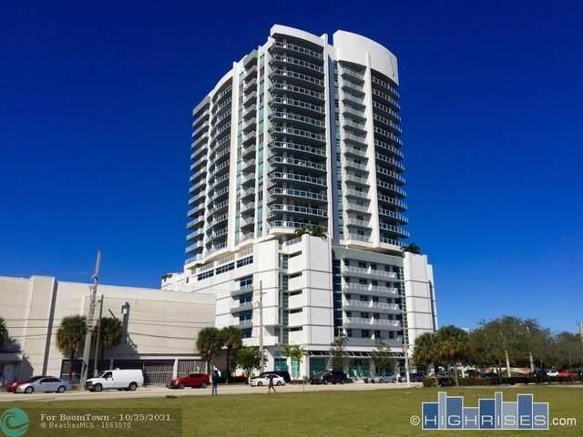 3rd Ave NE 3rd Ave #1503, Fort Lauderdale, FL 33301 (MLS #F10305691) :: Patty Accorto Team
