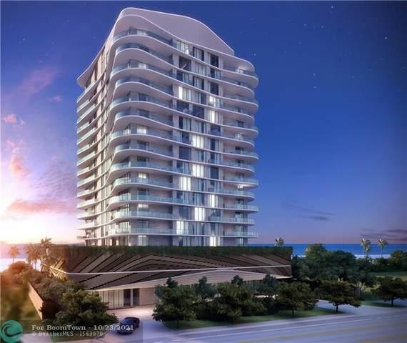 730 N Ocean Blvd. #1504, Pompano Beach, FL 33062 (#F10305692) :: Ryan Jennings Group