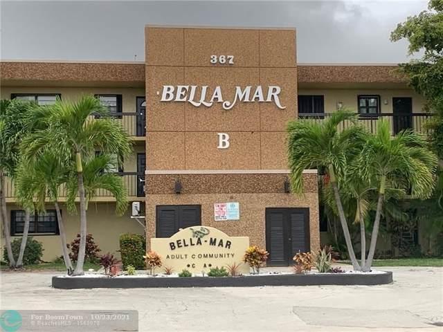367 S Federal Hwy B306, Deerfield Beach, FL 33441 (MLS #F10305693) :: Green Realty Properties