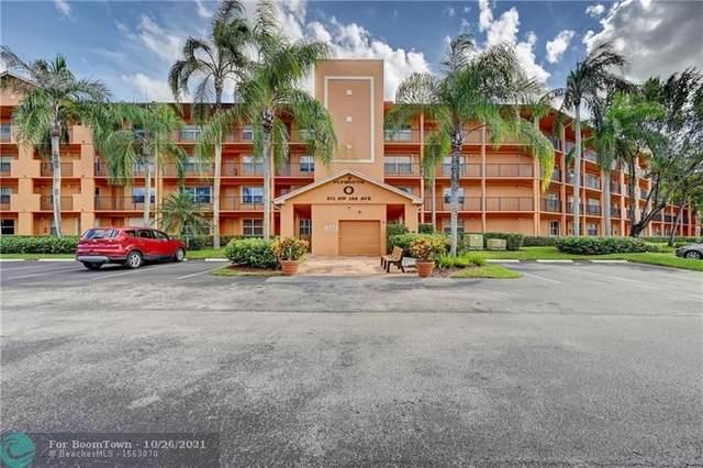 571 SW 142 Ave #3130, Pembroke Pines, FL 33027 (MLS #F10305703) :: The MPH Team