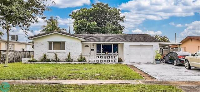 1814 N 38th Ave, Hollywood, FL 33021 (#F10305729) :: Ryan Jennings Group