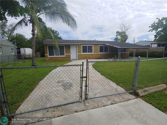 1540 SW 68TH AV, North Lauderdale, FL 33068 (#F10305747) :: Ryan Jennings Group