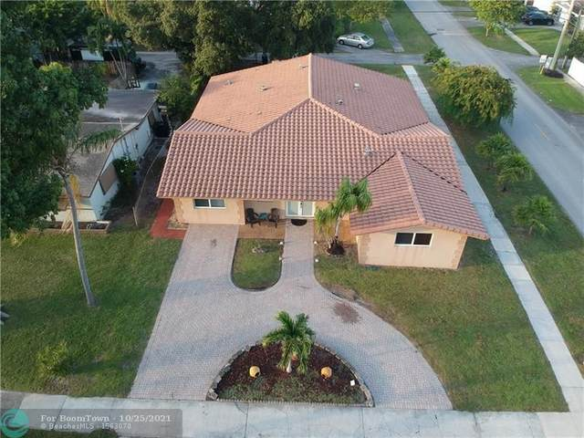 4001 W Park Road, Hollywood, FL 33021 (#F10305773) :: Baron Real Estate