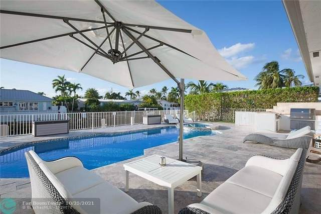 4131 NE 24th Ave, Lighthouse Point, FL 33064 (#F10305802) :: Baron Real Estate