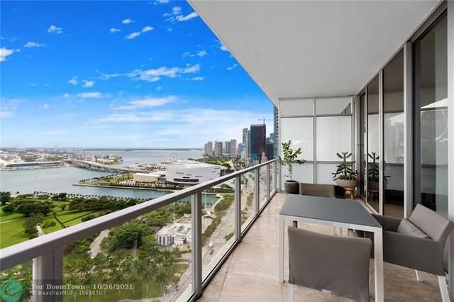 1100 Biscayne Blvd #2904, Miami, FL 33132 (#F10305805) :: Baron Real Estate