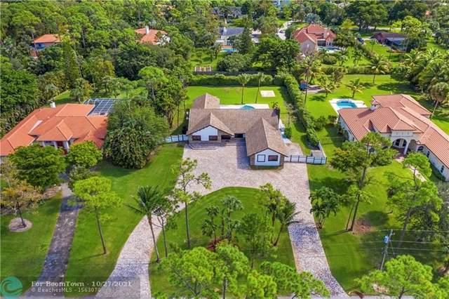 6252 NW 65th Ter, Parkland, FL 33067 (#F10305847) :: Baron Real Estate