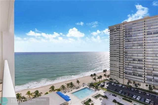 4300 N Ocean Blvd 15J, Fort Lauderdale, FL 33308 (MLS #F10305849) :: Patty Accorto Team