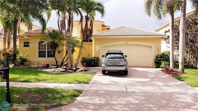 9745 S Napoli Woods Ln, Delray Beach, FL 33446 (MLS #F10305877) :: Berkshire Hathaway HomeServices EWM Realty
